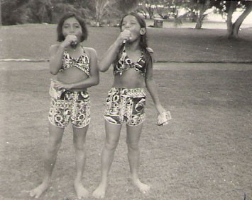 Aunty Jeanette and Aunty Piilani 1948