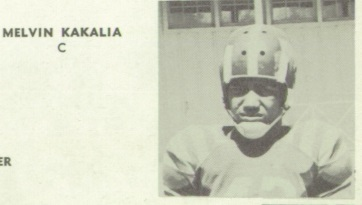 Uncle Buster Waipahu High School Center....also Ron Lee was in this class playing Center too.