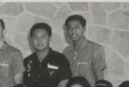 Uncle Jr 1964 Spanish Club Waianae High School